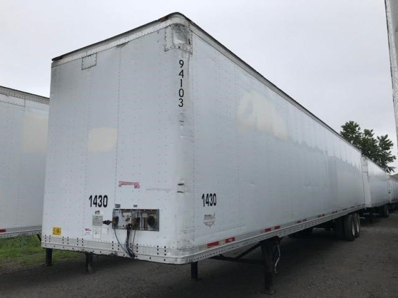 2006 WABASH NATIONAL 53' SWING DOORS 4341198955