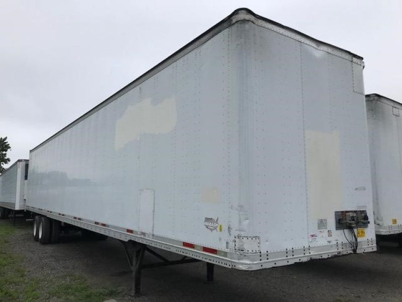 2006 WABASH NATIONAL 53' SHEET AND POST 5035449163