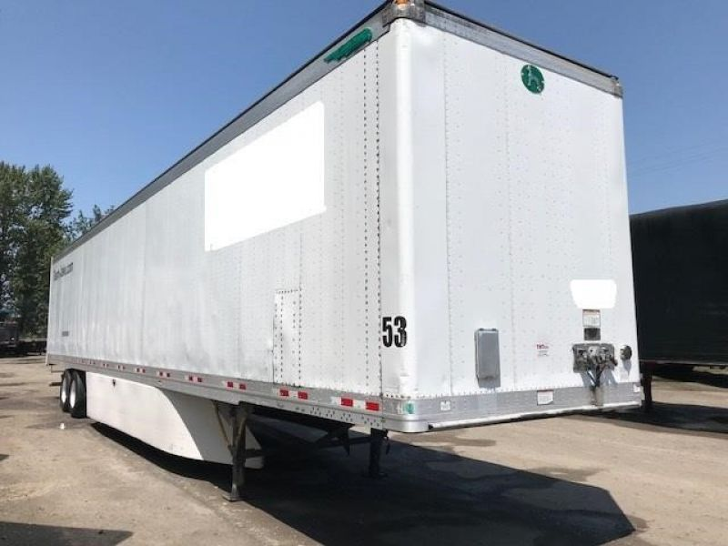 2009 GREAT DANE 53' SWING DOORS 5035451091