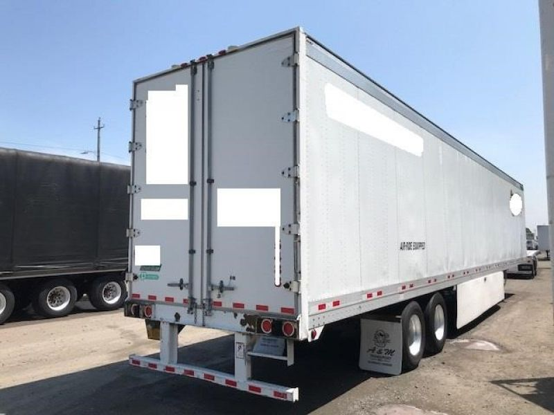 2009 GREAT DANE 53' SWING DOORS 5035451095