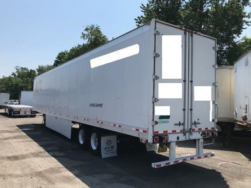 2009 GREAT DANE 53' SWING DOORS 5035451099