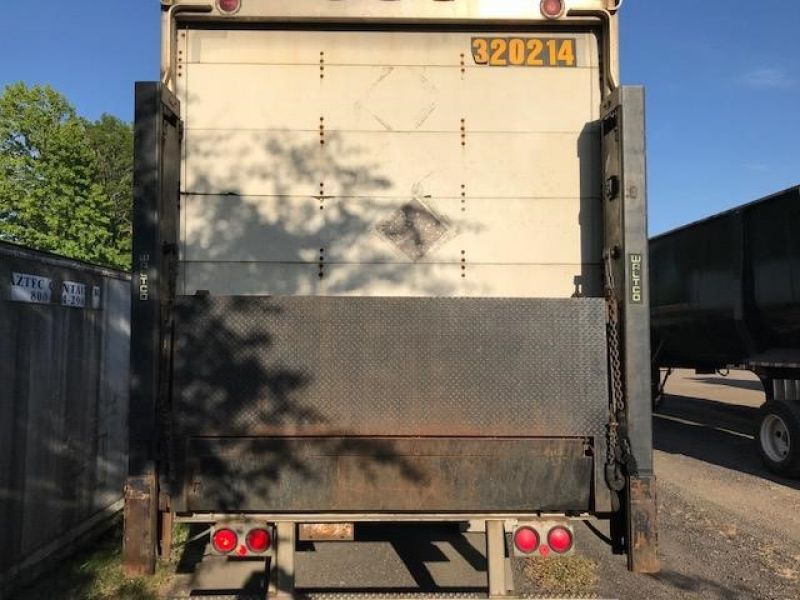 1998 UTILITY 53' ROLL DOOR LIFTGATE 4054498519