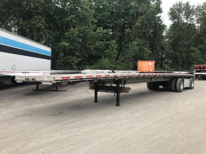 2007 EAST 48' FLATBED 4384979923