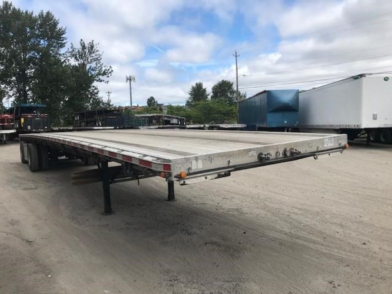 2007 EAST 48' FLATBED 4384979929