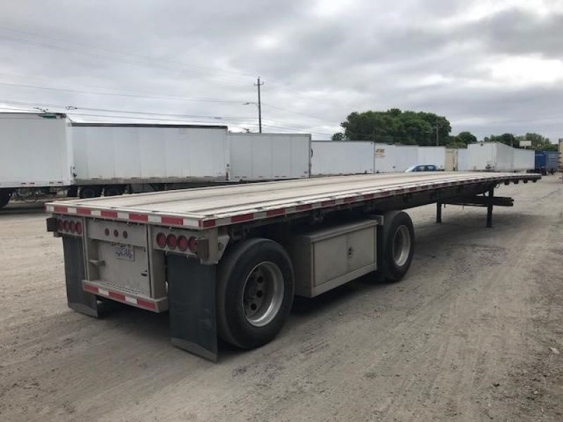 2007 EAST 48' FLATBED 4384979931