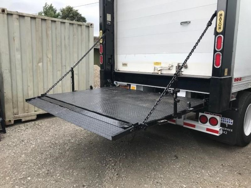 2007 UTILITY 28' REEFER 5104142455
