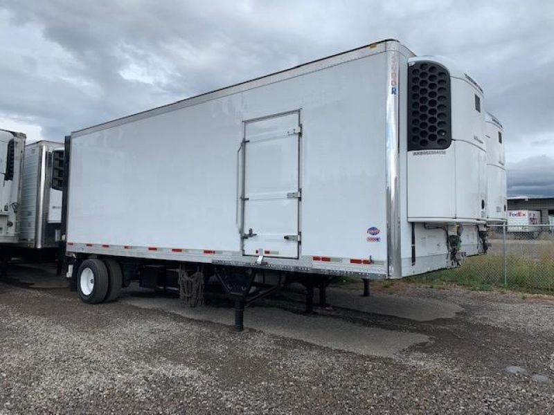 2007 UTILITY 28' REEFER 5104227901