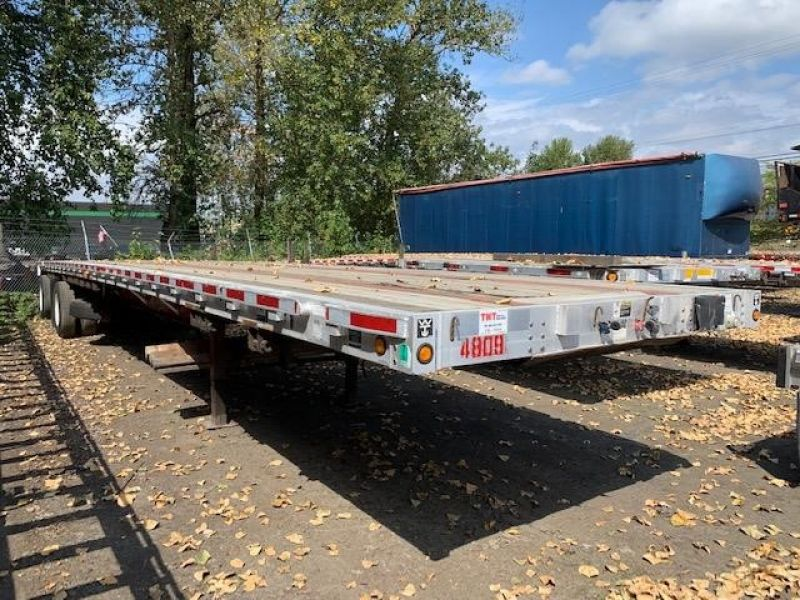 2004 WILSON 48' SPREAD AXLE FLATBED 5107451327