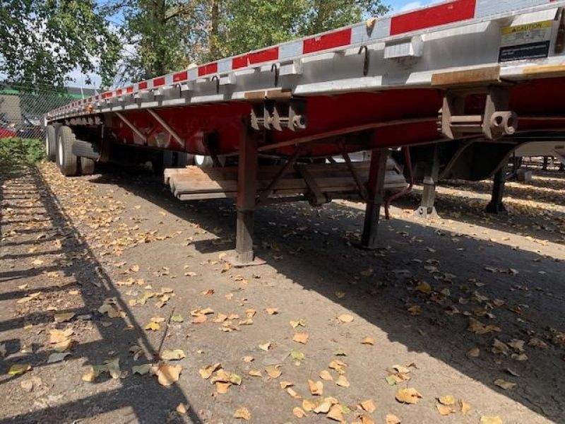 2004 WILSON 48' SPREAD AXLE FLATBED 5107453775