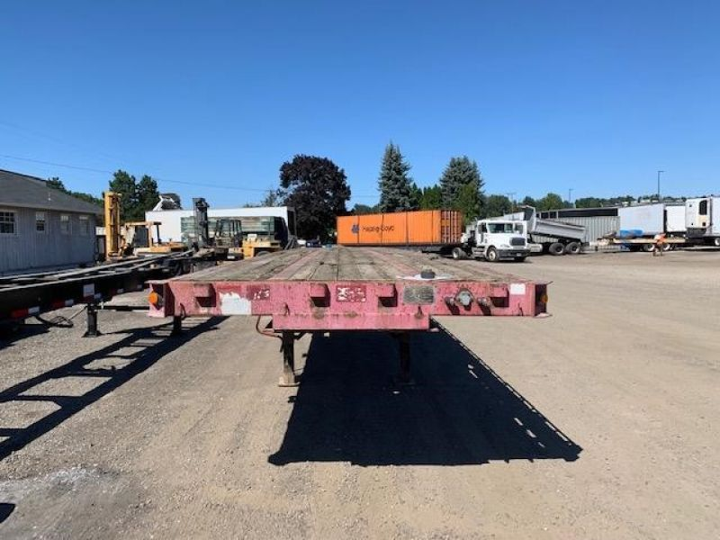 1997 GREAT DANE 48' FLATBED FIXED SPREAD 5114385357
