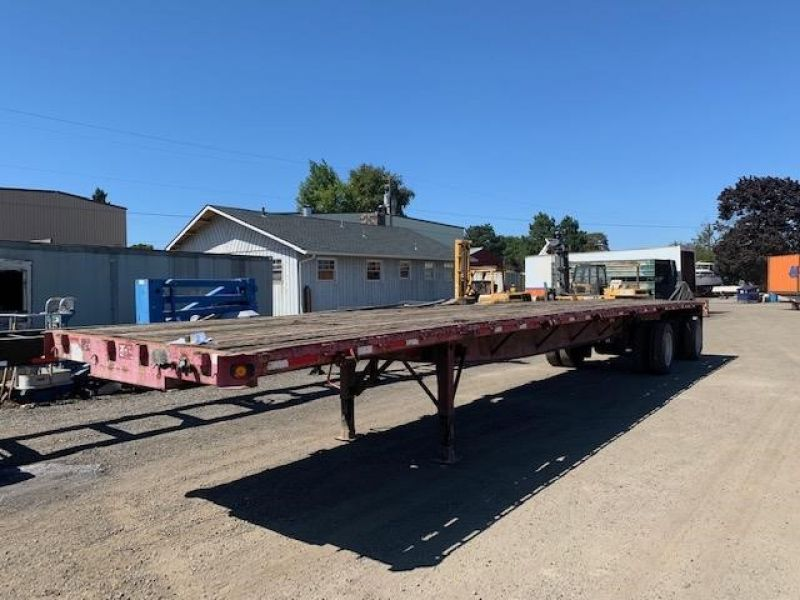 1997 GREAT DANE 48' FLATBED FIXED SPREAD 5114385363