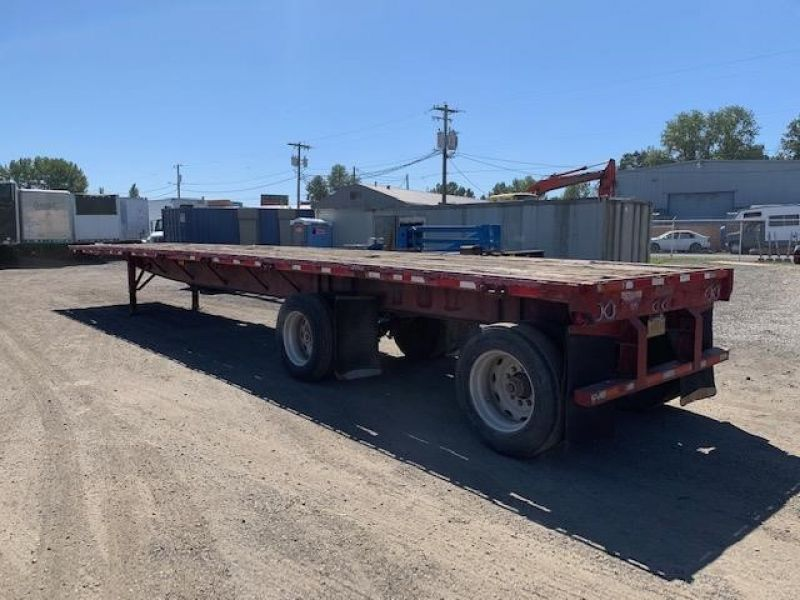 1997 GREAT DANE 48' FLATBED FIXED SPREAD 5114385365