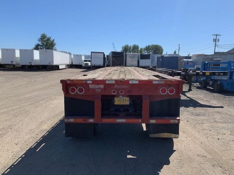 1997 GREAT DANE 48' FLATBED FIXED SPREAD 5114385367