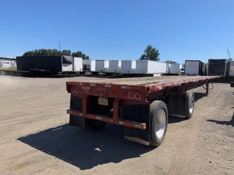 1997 GREAT DANE 48' FLATBED FIXED SPREAD 5114385371