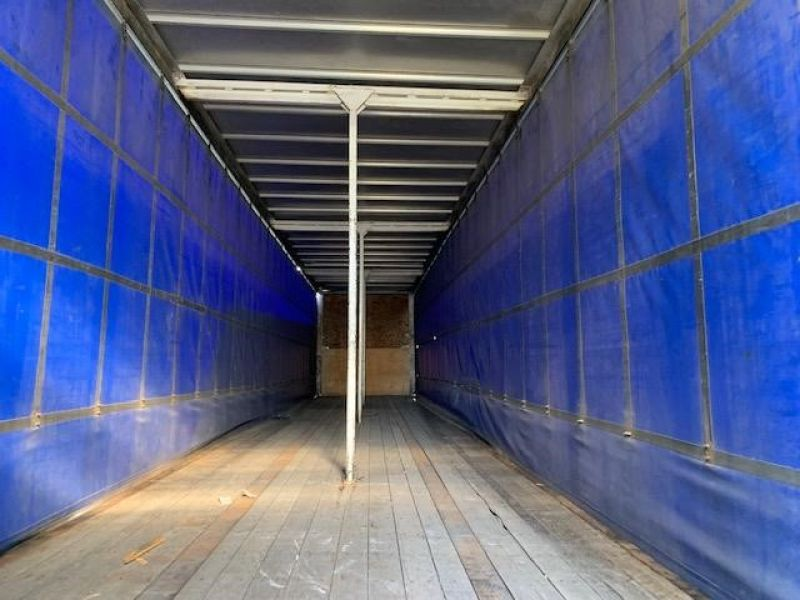 Thumbnail : 1997 TRAILMOBILE 53' TRI AXLE CURTAIN VAN 5130207945