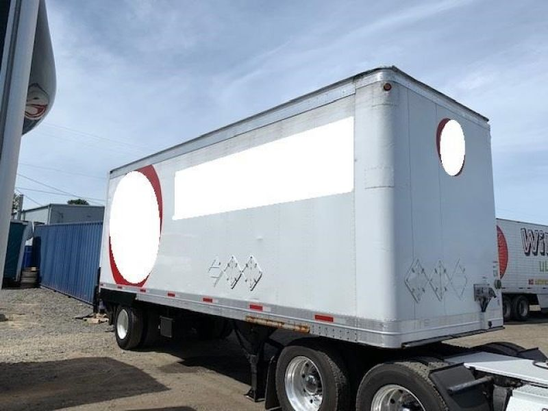 Thumbnail : 2001 GREAT DANE 28' ROLL DOOR LIFTGATE 5146308499