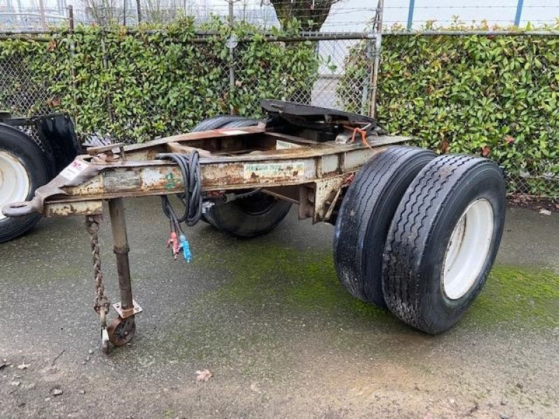 "1984 FRUEHAUF 96"" WIDE DOLLY 5212655751"