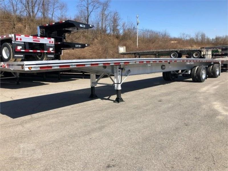 2020 MAC TRAILER MFG 48' SPREAD AXLE 5214997893
