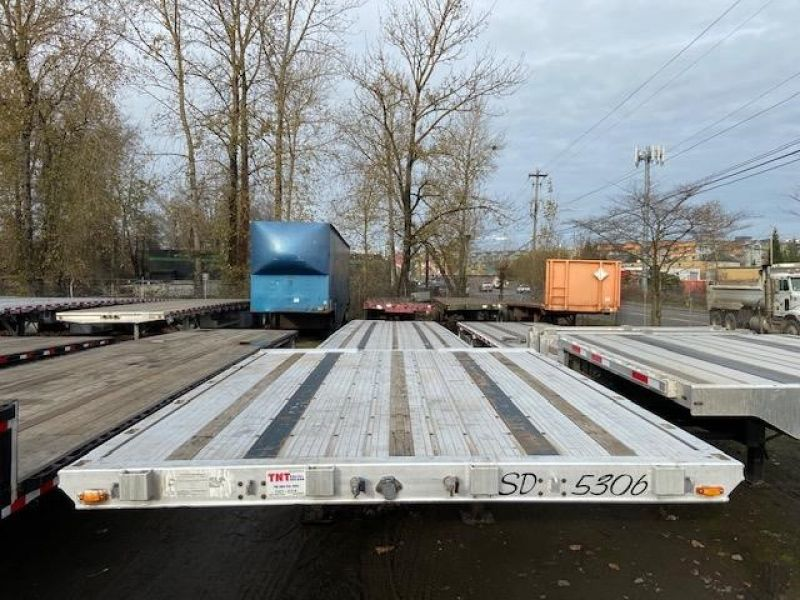 2006 WESTERN 53' REAR AXLE SLIDE DROP DECK 5216462689
