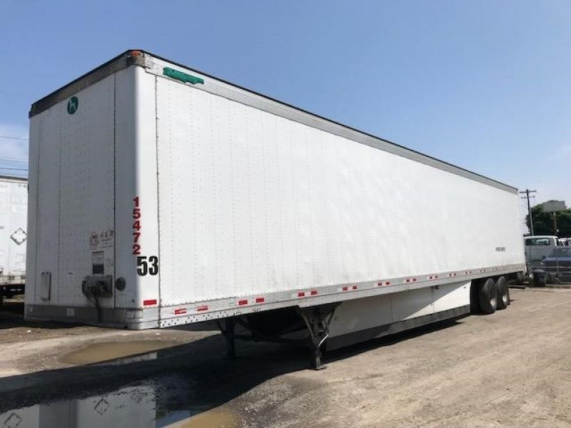 2009 GREAT DANE 53' SWING DOOR 5035461053