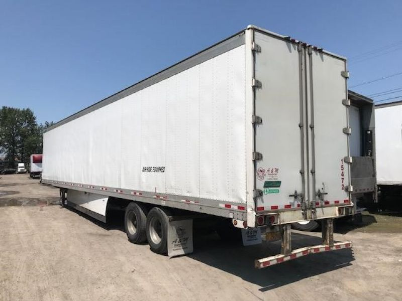 2009 GREAT DANE 53' SWING DOOR 5035461055