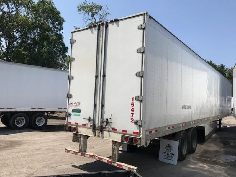 2009 GREAT DANE 53' SWING DOOR 5035461057