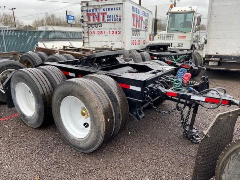 "2010 GREAT DANE 102"" TANDEM AXLE DOLLY 5003345424"