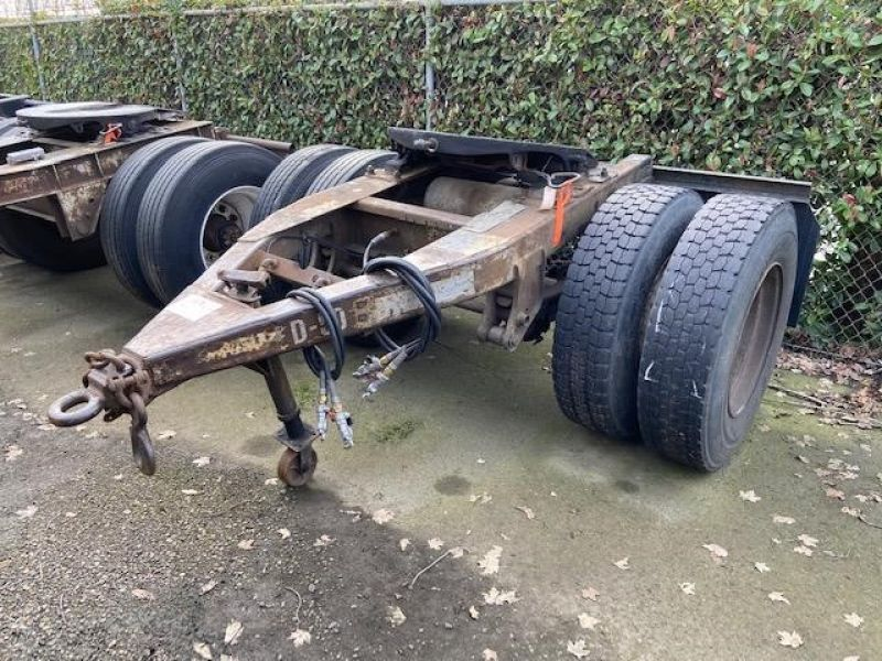 "1988 TRAILMOBILE 96"" WIDE DOLLY 5242381735"