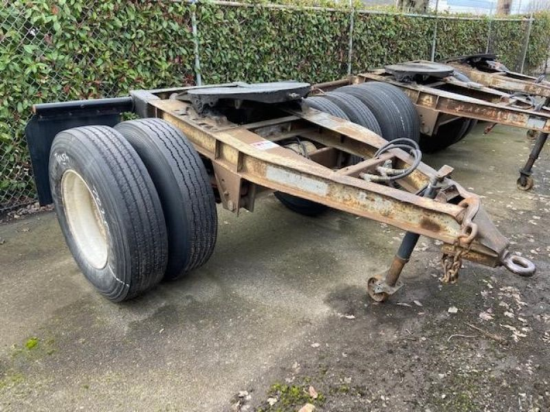 "1984 FRUEHAUF 96"" WIDE DOLLY 5242394017"