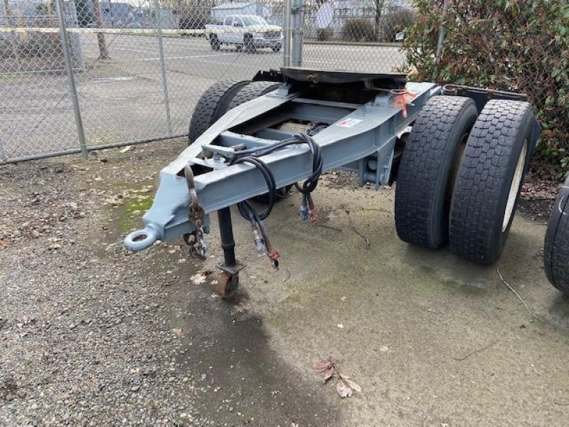 "1984 FRUEHAUF 96"" WIDE DOLLY 5242396449"