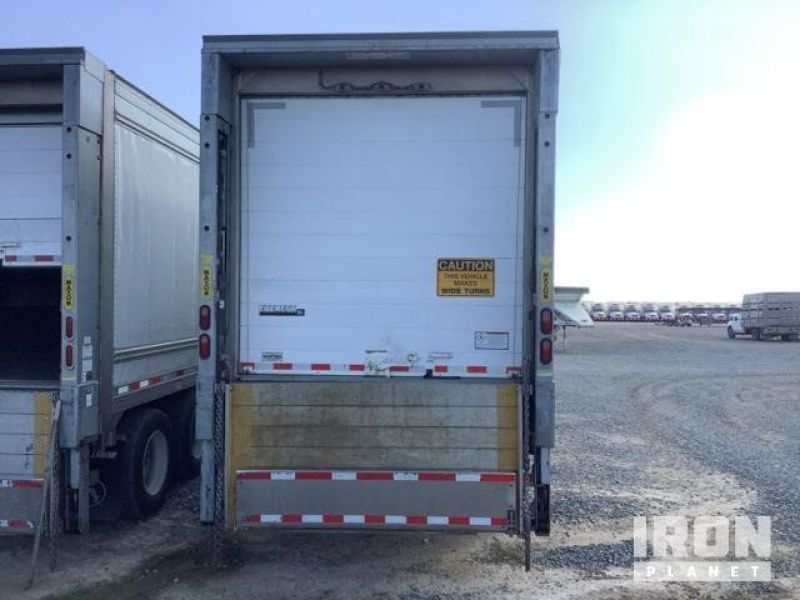 2016 GREAT DANE REEFER WITH ELECTRIC STANDBY 6076668685
