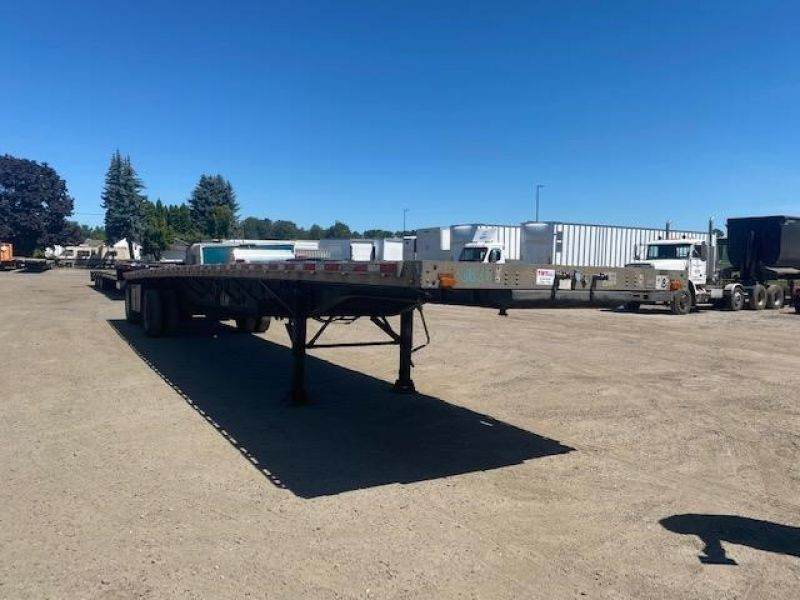 1997 TRANSCRAFT 48' SPREAD AIR COMBO FLATBED 6090721897