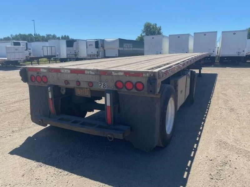 1997 TRANSCRAFT 48' SPREAD AIR COMBO FLATBED 6090721925