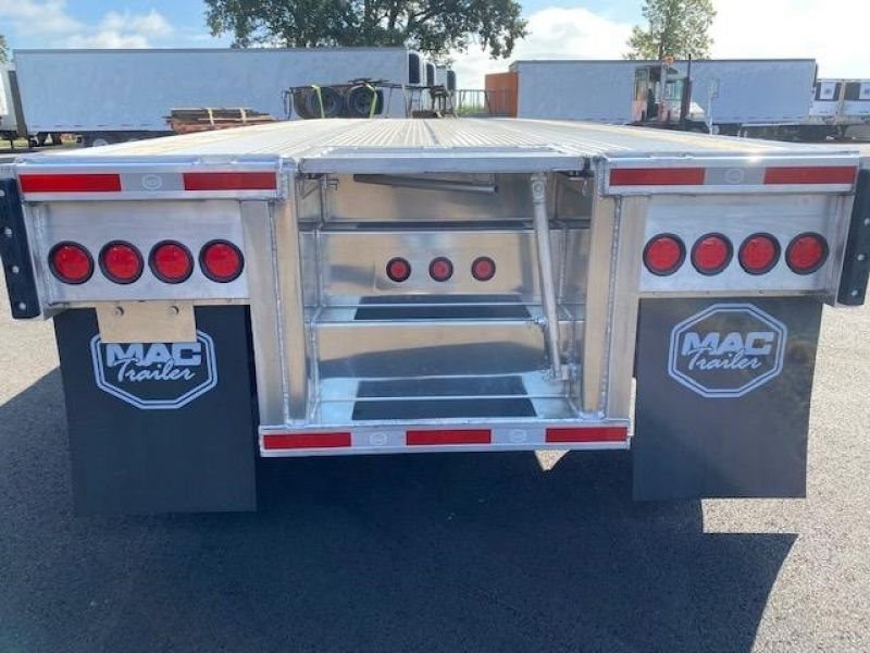 2021 MAC TRAILER MFG 48' ALL ALUMINUM 3 AXLE FLATBED 6115293041