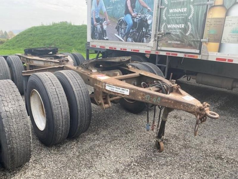 "1988 TRAILMOBILE 96"" WIDE DOLLY 6133449943"