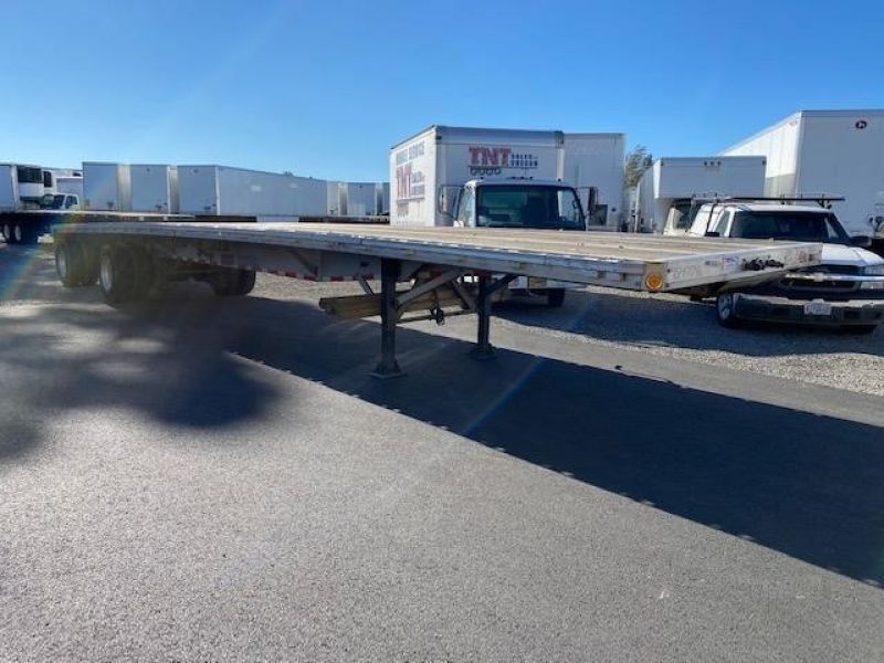 2014 REITNOUER 48' SPREAD AXLE FLATBED 6139434733