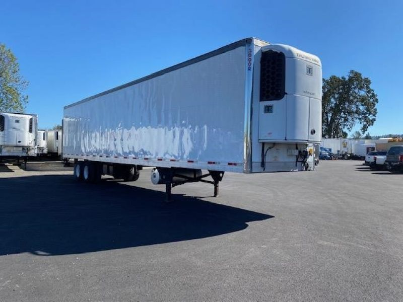 2011 UTILITY 48' ROLL UP DOOR REEFER 6139535941
