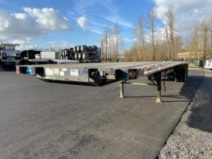 2008 FONTAINE 48' FLAT BED 6215600745