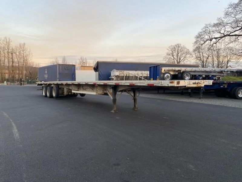 1993 UTILITY 53' FLATBED 6216150971