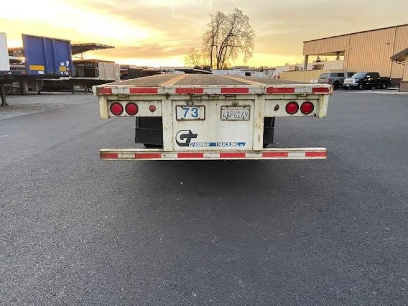 1993 UTILITY 53' FLATBED 6216150981