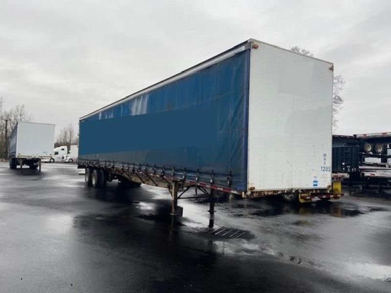 2004 CV-312 53' HIGH CUBE CURTAIN VAN 6217407855