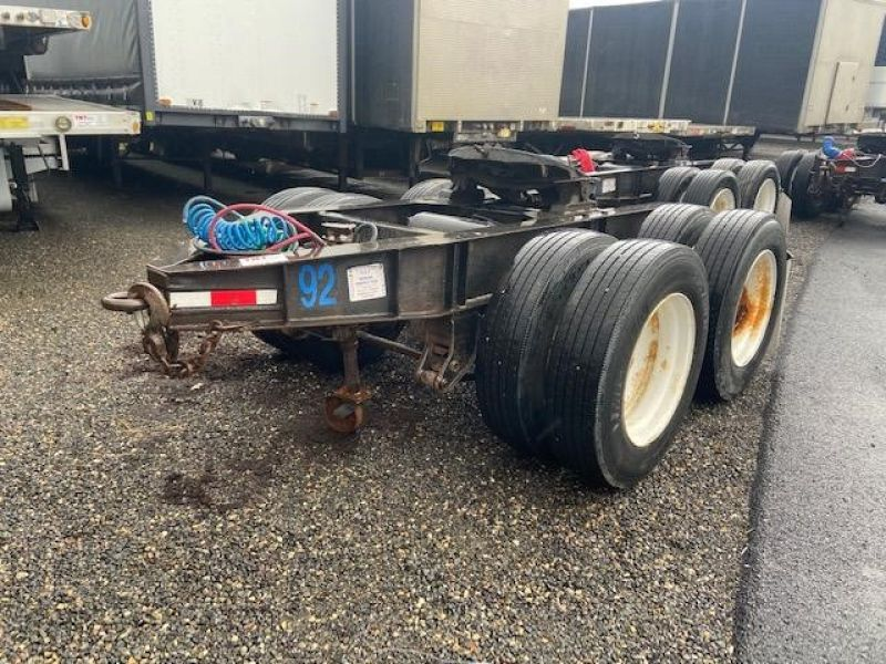 1990 GREAT DANE TANDEM AXLE DOLLY 6247363907