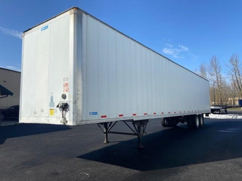 2008 STOUGHTON 53' SWING DOOR DRY VAN 6248590061