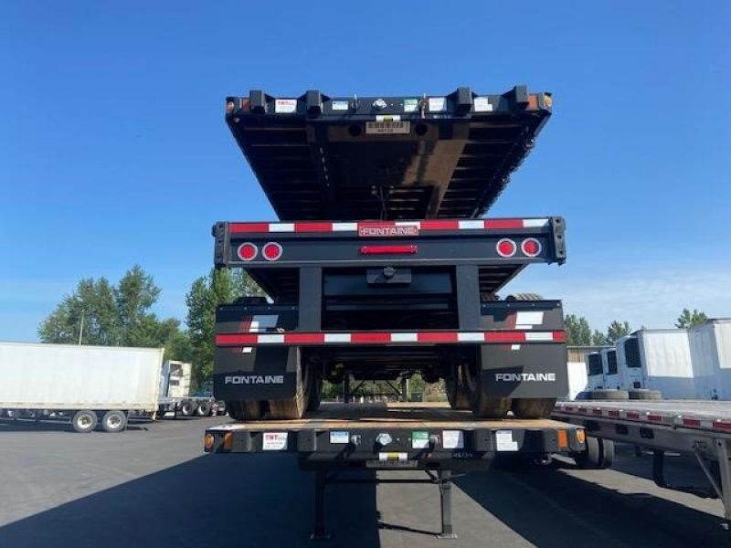 2022 FONTAINE 48' FLATBED 7037439315