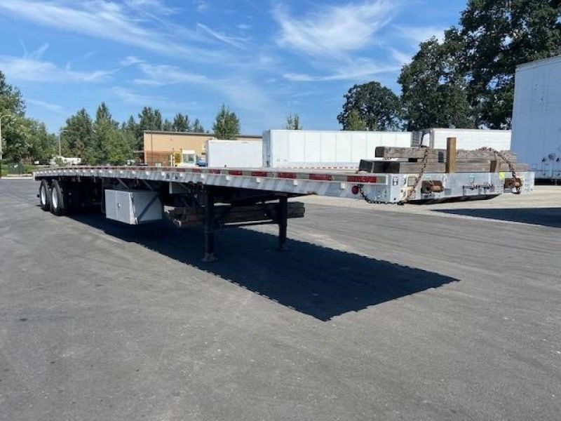 1998 WILSON 48' FAS FLATBED 7120698581